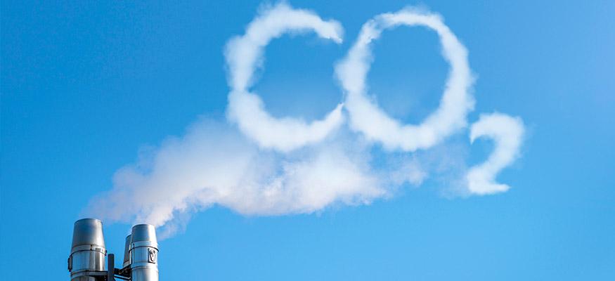 Concentração de co2 foi recorde apesar da redução nas emissões