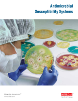 Capa Antimicrobial Susceptibility Systems Booklet