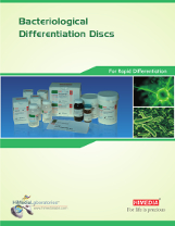 Capa Bacteriological Differentiation Discs