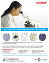 Capa Microbiological Stain kits