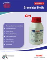 Capa Granulated Media