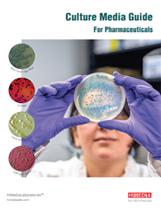 Capa Catálogo Microbiologia – Indústrias Farmacêuticas