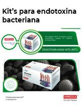 Capa 08 – Kit's para Endotoxina Bacteriana