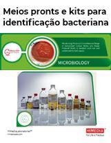 Capa 10 – Meios pronts e kits para identificação bacteriana